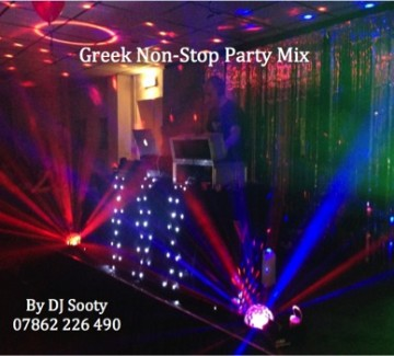 Greek Non Stop Party Mix